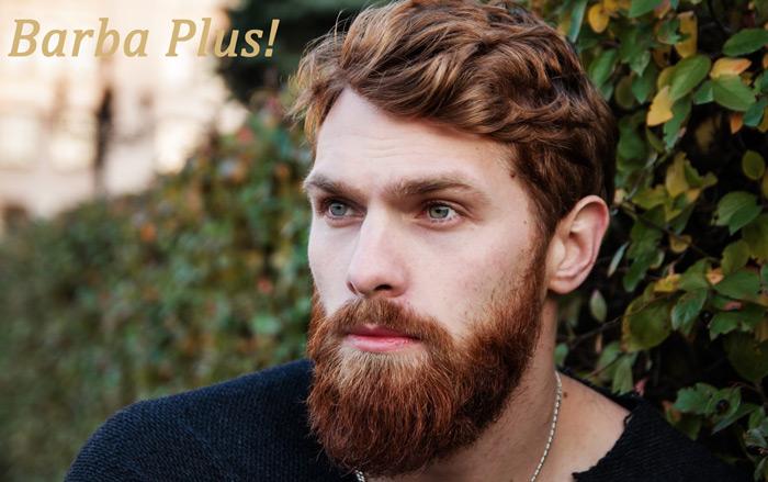 Lozione per barba Barba Plus