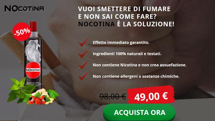 Recensione di Nocotina Spray