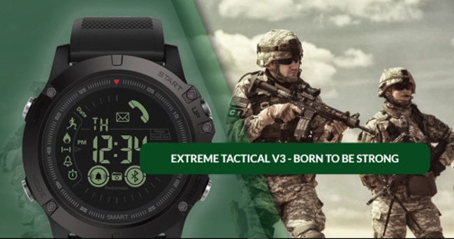 Orologio militare X Tactical Watch