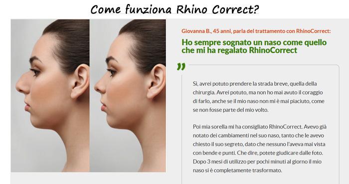 Come funziona Rhino Correct