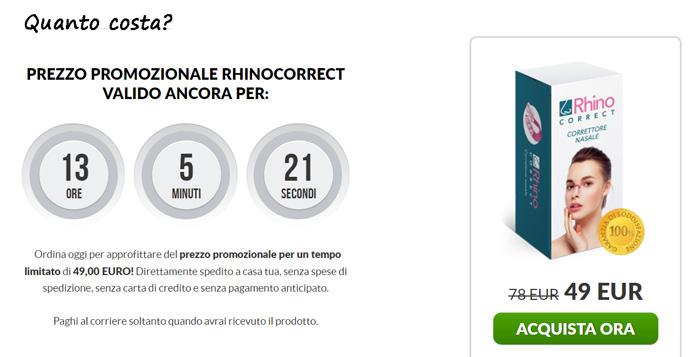 Costo di Rhino Correct