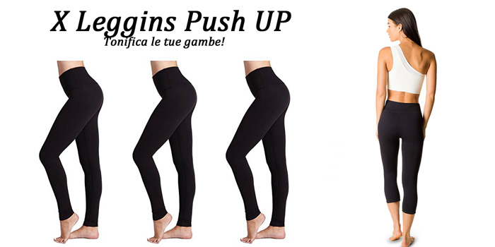 X Leggins Push Up