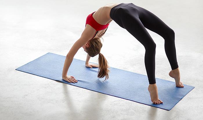 Tappetino antiscivolo da yoga