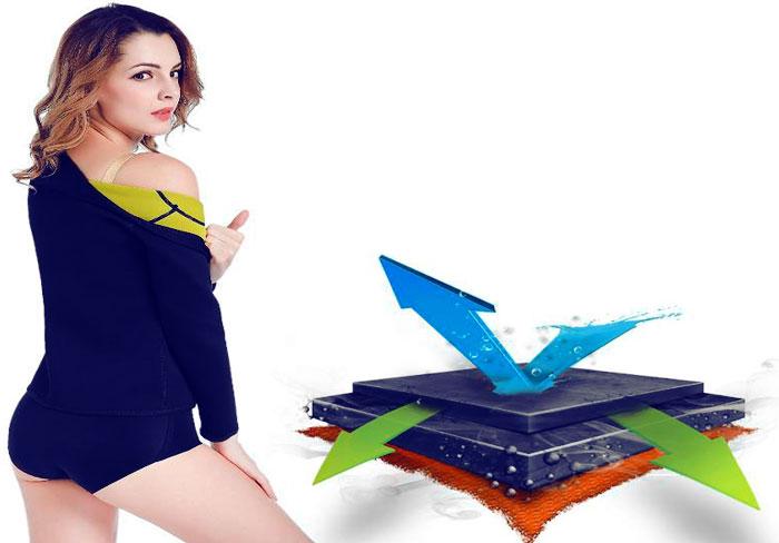 Materiali di Xpower Sportwear