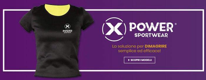 Costo di Xpower Sportwear