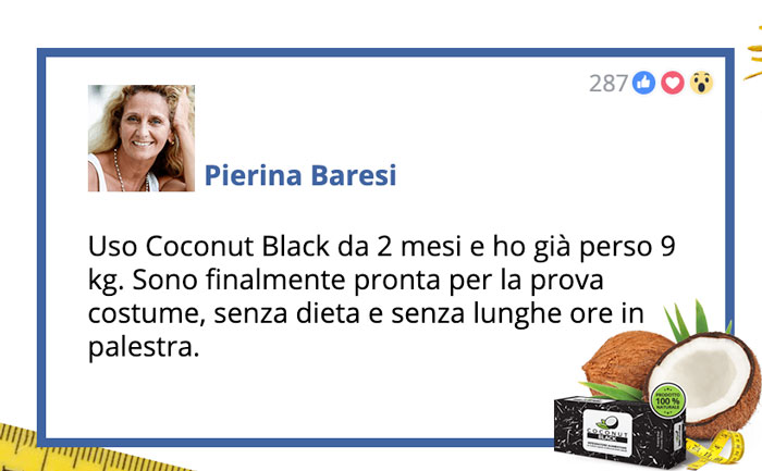 Opinioni di Coconut Black