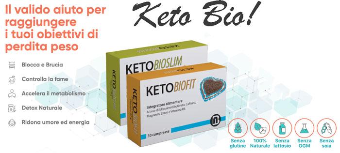 Integratore Keto Bio