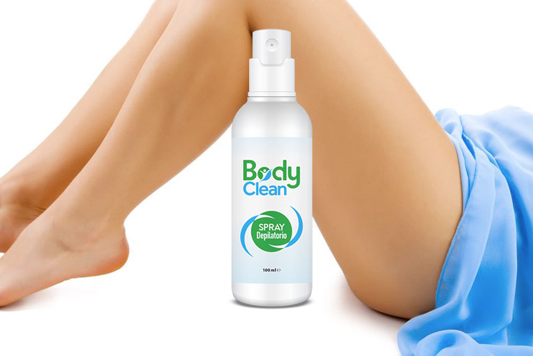 Spray depilatorio Body Clean