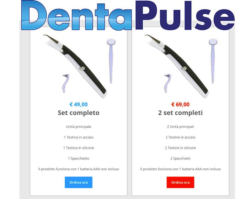 Costo di DentaPulse