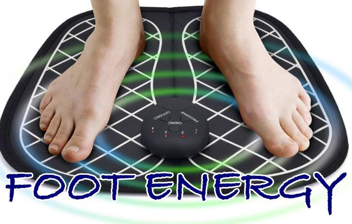Foot Energy
