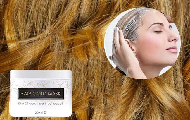 Opinioni di Hair Mask Gold