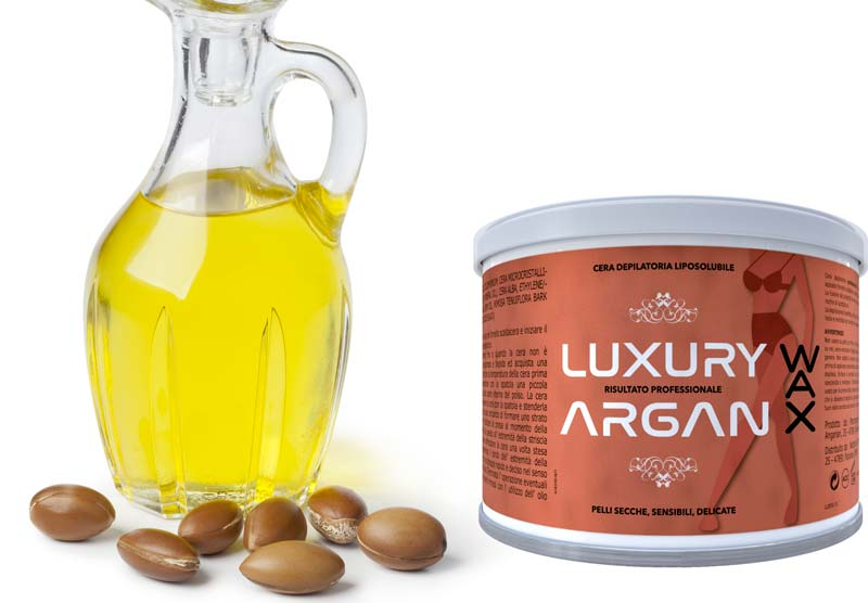 Ingredienti di Argan Wax