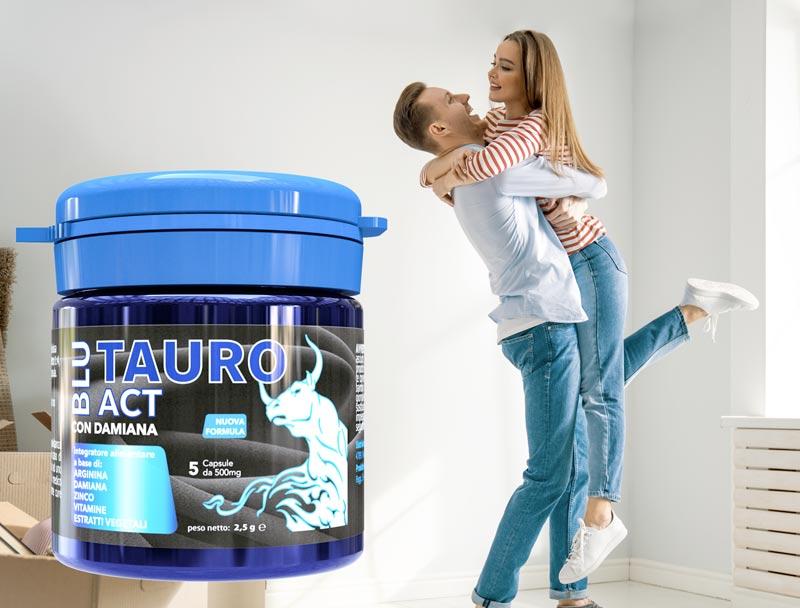 Blu Tauro Act opinioni