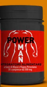 Power Man integratore